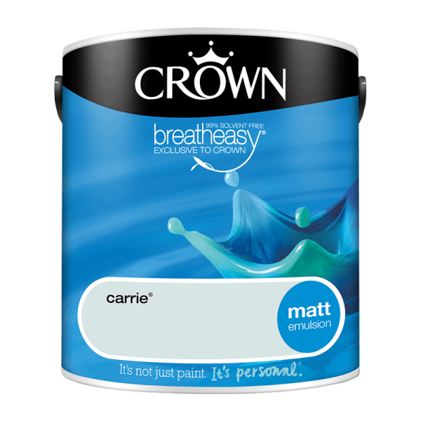 Боя CROWN MATT EMULSION CARRIE / 2,5