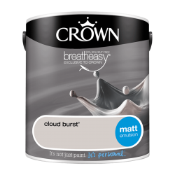 Боя CROWN MATT EMULSION CLOUD BRST / 2,5
