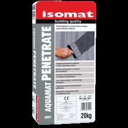 ISOMAT AQUAMAT - PENATRATE Сив 20 кг