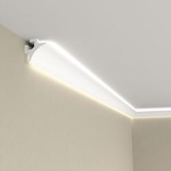 Корниз за скрито осветление QL 002