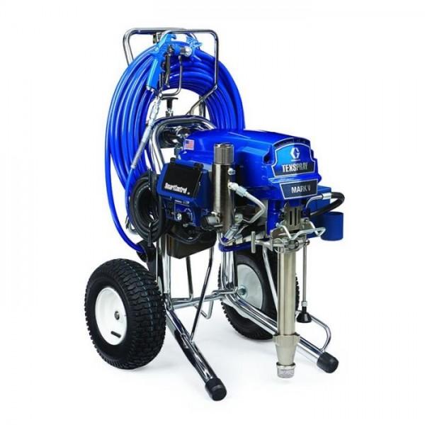 Машина за безвъздушно боядисване  и шпакловане GRACO TexSpray Mark V™ ProContractor