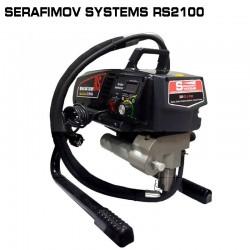 Машина за боядисване Serafimov Systems RS2100