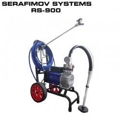 МАШИНА ЗА БОЯДИСВАНЕ SERAFIMOV SYSTEMS RS-900