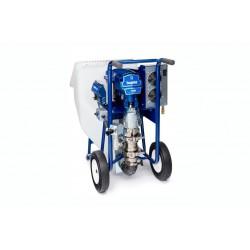 Машина за топлоизолационни системи, мокър торкрет и др. GRACO ToughTek F340e