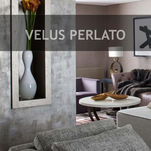Мазилки Rivedil Velus Perlato