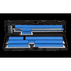 Комплект ножове за шпакловане куфар Knauf