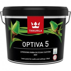 Боя TIKKURILA  OPTIVA 5 ECO BA 2.7L