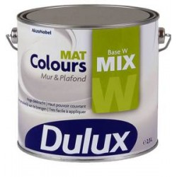 Боя DULUX COLOURS MAT BASE W 5Л